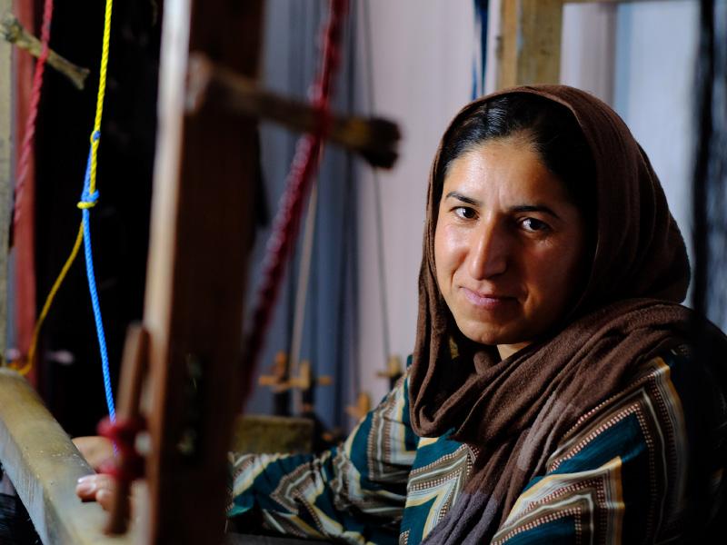 Empowering Women in Afghanistan
